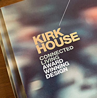 Kirk House: promotional video for apartment block development