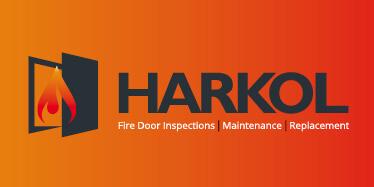 Harkol: brand creation for independent fire door inspectors