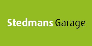 Stedmans Garage: simple, clean website with MOT booking service